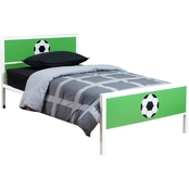 Powell Goal Keeper Twin Bed