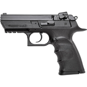 Magnum Research Baby Desert Eagle III 9MM 3.85 in. Barrel 15 Rds Pistol Black PF