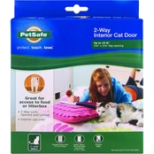 PetSafe Interior 2-Way Locking Cat Door
