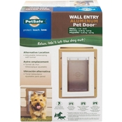 PetSafe Aluminum Wall Dog Door