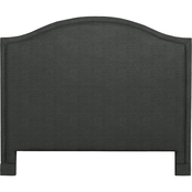 HGTV Home Design Studio by Bassett Vienna Arched Headboard