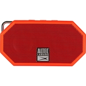 Altec Lansing Mini H2O Waterproof Bluetooth Speaker and Speakerphone