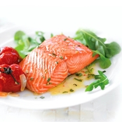 Vital Choice Skinless Boneless Sockeye Salmon, 6 Oz. Portions