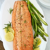 Vital Choice Sockeye Salmon, 24 Oz. Whole Fillets