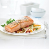 Vital Choice Skinless Boneless King Salmon, 6 Oz. Portions