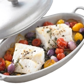 Vital Choice Wild Alaskan Cod, 6 Oz. Portions