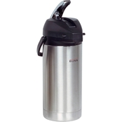 BUNN 3.8 Liter Lever-Action Airpot, Stainless Steel