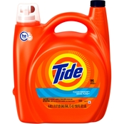 Tide Clean Breeze Scent HE Liquid Laundry Detergent 150 Oz. 96 Loads
