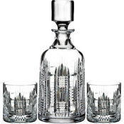 Waterford Dungarvan Decanter 3 Pc. Set