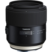 Tamron SP 85 F/1.8 Di VC USD Lens for Canon Digital SLR Cameras