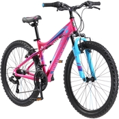 Mongoose Girls Silva 24 in. ATB Bike
