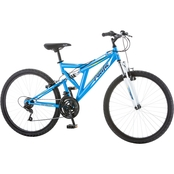 Pacific Shire Women's 26 in. Full Suspension Mountain Bike