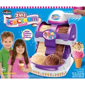 Cra-Z-Art The Real 2 in 1 Ice Cream Maker