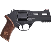 Chiappa Firearms Rhino 40DS 357 Mag 4 in. Barrel 6 Rds Revolver Black