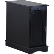 Powell Furniture Butler Accent Table