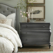 HGTV Home Design Studio Classics by Bassett Bombe Chest
