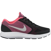 Nike Girls Revolution 3 Running Shoes