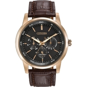 Citizen Men's Eco Drive Dress Watch BU2013-08E