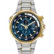 Citizen Men's Endeavor Eco Drive Watch CA0444-50L