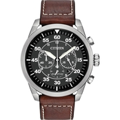 Citizen Men's Avion Eco Drive Watch CA4210-24E