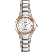 Citizen Women's Silhouette Eco Drive Watch 26mm EW1676-52D