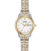 Citizen Women's Eco Drive Bracelet Watch EW3154-90A