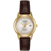 Citizen Women's Strap Eco Drive Watch 33MM FE1082-05A
