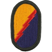 Army Unit Patch 52nd Infantry Regiment