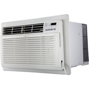 LG 10,000 BTU 230V Through-the-Wall Air Conditioner with Remote Control