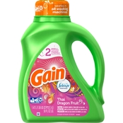 Gain with Febreze Thai Dragon Fruit Scent HE Turbo Liquid Laundry Detergent