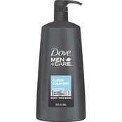 Dove Men + Care Clean Comfort Body Wash 23.5 oz.