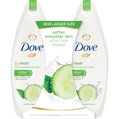 Dove Cool Moisture Body Wash 2 Pk.
