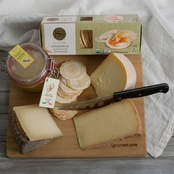 The Gourmet Market Organic Cheese Board