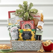 Wine Country Food Baskets Taste of Italy Gourmet Food Basket