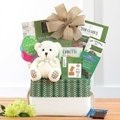 Wine Country Food Baskets Bear Hugs Congratulations Gourmet Food Basket