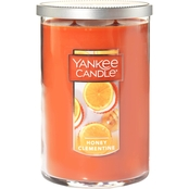 Yankee Candle Honey Clementine Large 2 Wick Tumbler Candle