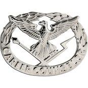Ira Green Army Badge Career Counselor Mini Brite