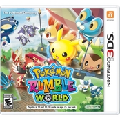 Nintendo 3DS Pokemon Rumble World Game