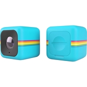Polaroid Cube+ 1440p Mini Lifestyle Action Camera with Wi-Fi, Image Stabilization