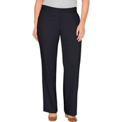 Dickies Plus Size Relaxed Fit Straight Stretch Twill Pants