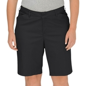 Dickies Plus Size 10 In. Relaxed Stretch Twill Shorts