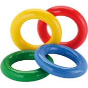 Kettler Gymnic Gym Ring 4 Pc. Set