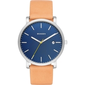 Skagen Hagen Leather Watch SKW6279