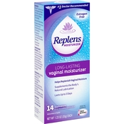 Replens Long Lasting Vaginal Moisturizer