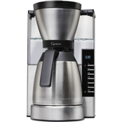 Capresso MT900 10 Cup Rapid Brew Coffee Maker