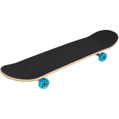 Kryptonics Drop-In Series 31 In. Complete Skateboard, Flag Blue Graphic