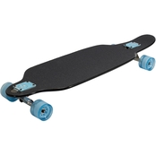 Kryptonics Drop Through Longboard 37 In. Complete Skateboard