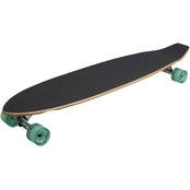 Kryptonics Blocktail Longboard 44 In. Complete Skateboard