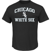 Majestic MLB Chicago White Sox Men's Heart and Soul Tee