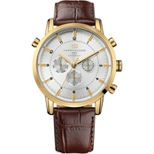 Tommy Hilfiger Men's Sport Lux Watch with Silver Dial